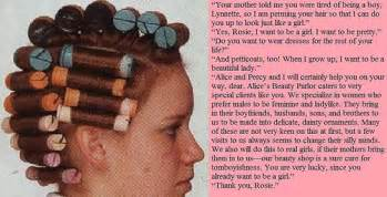 sissy boy in hair curlers stories picture 3