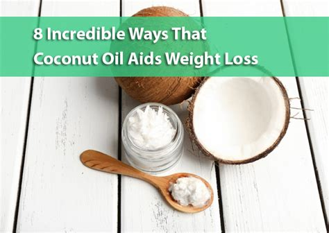 weight loss and cocoanut oil picture 6