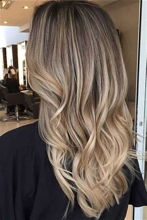 blond hair with highlights picture 11