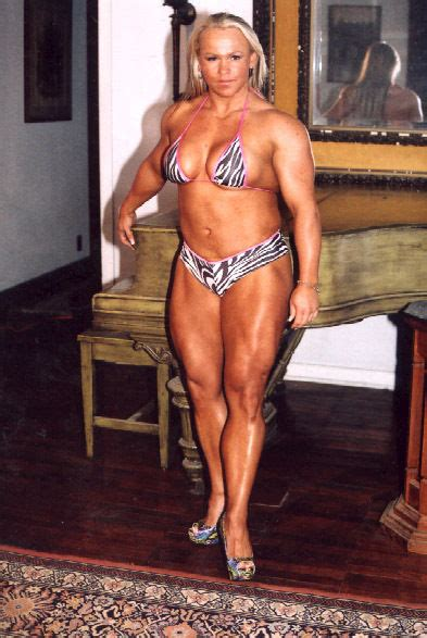 women with large muscular and rock hard legs picture 1