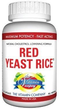 is red yeast an alternative to cholestrol drugs picture 10