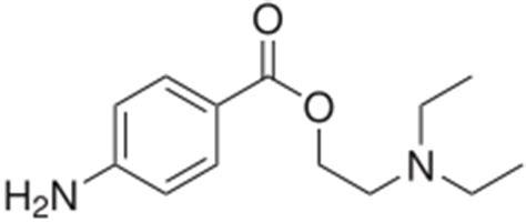 formula del procaine picture 2