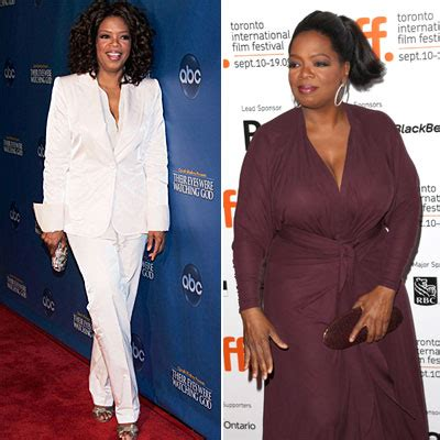 oprah's shocking weight loss picture 11