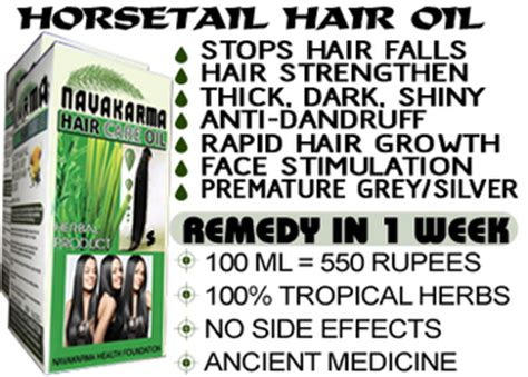 horsetail silica, does it help hair picture 1