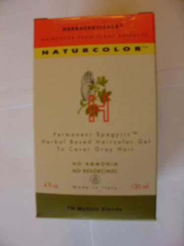 naturcolor natural hair color from italy picture 4