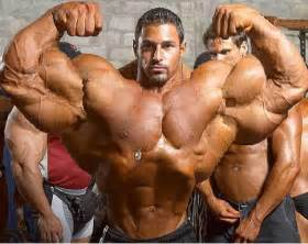 morphed male bodybuilders picture 7