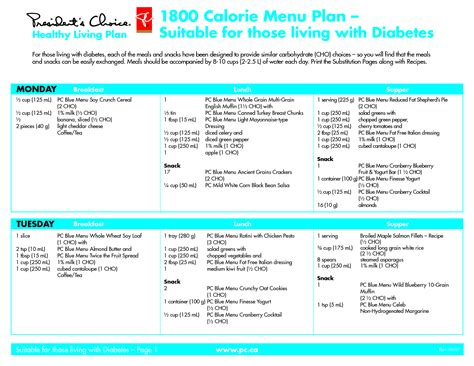 ada diet 1800 calories picture 15