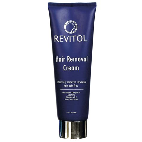 revitol hair removal cream picture 2