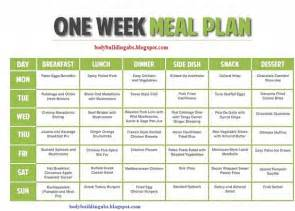diet plan for beginners picture 9