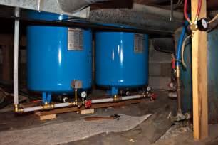 bladder tank installation picture 7