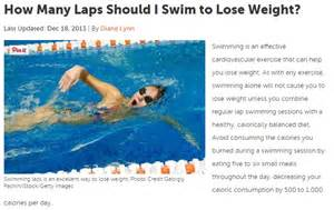 weight loss swim program fins picture 6