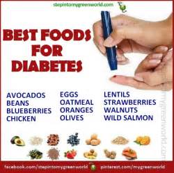 foods for diabetics picture 1