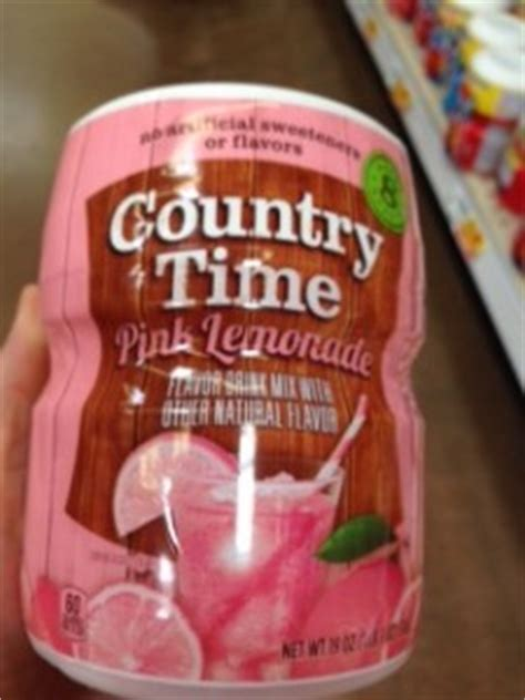 country time lemonade citric acid content fda picture 2