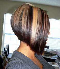 a line hair cut picture 11