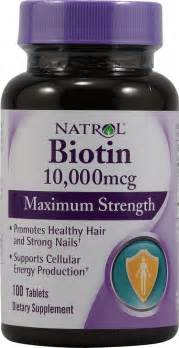 biotin for hair picture 1