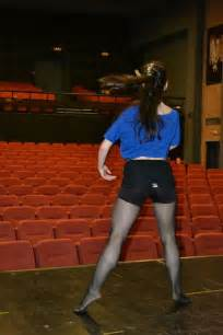 muscular candid female calves picture 14