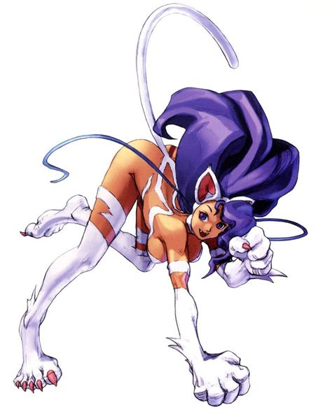 felicia darkstalkers breast expansion picture 3