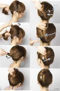 simple hair juda banane k trike picture 3