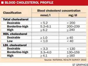 Ideal cholesterol levels picture 18