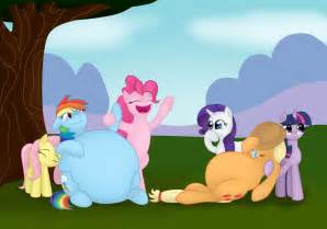 princess applejack gain weight picture 2