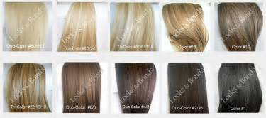 blonde hair color shades picture 14
