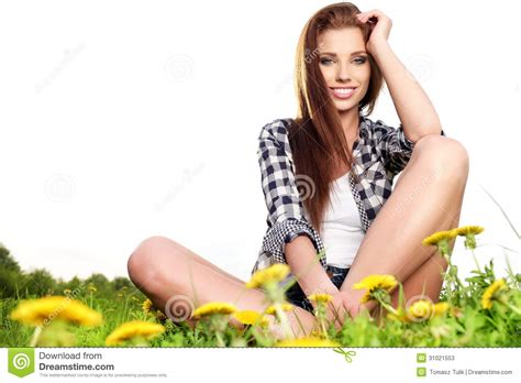women's with dandelions picture 14