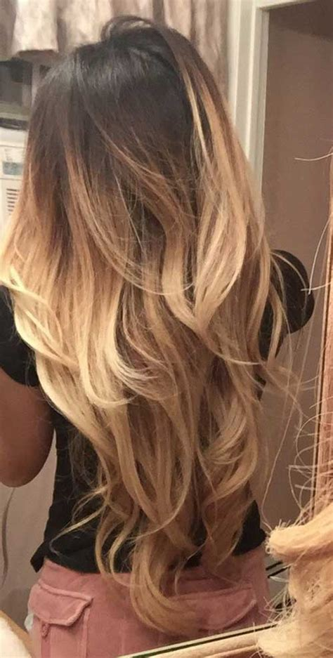 coloring hair from blonde to brown picture 4
