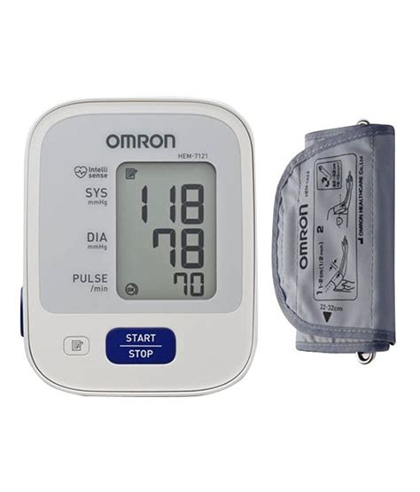 Omron blood pressure monitor picture 5