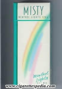female smoke a misty light menthol cigatette picture 5