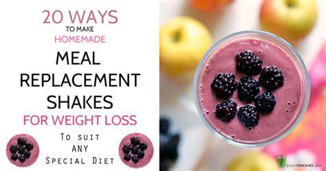weight loss meal replacement drinks picture 2
