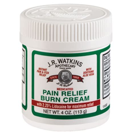 burn pain relief picture 3