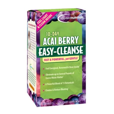 acai berry cleanse hypokalemia picture 13