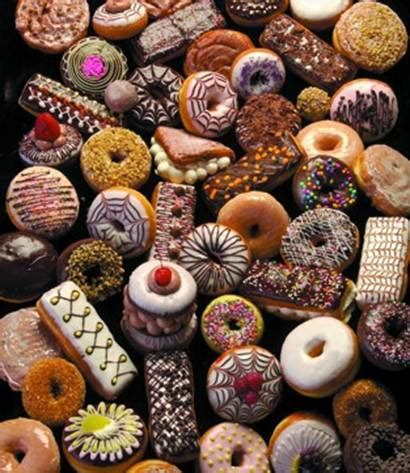 what is the source of cholesterol in doughnut picture 8