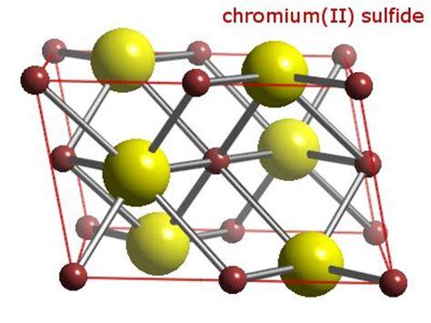 chromium vi sulfide formula picture 2
