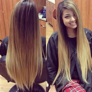 caring for long hair extensions picture 17