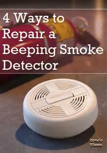 fix hardwired smoke alarms picture 9