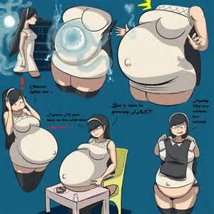 anime futa growth picture 2