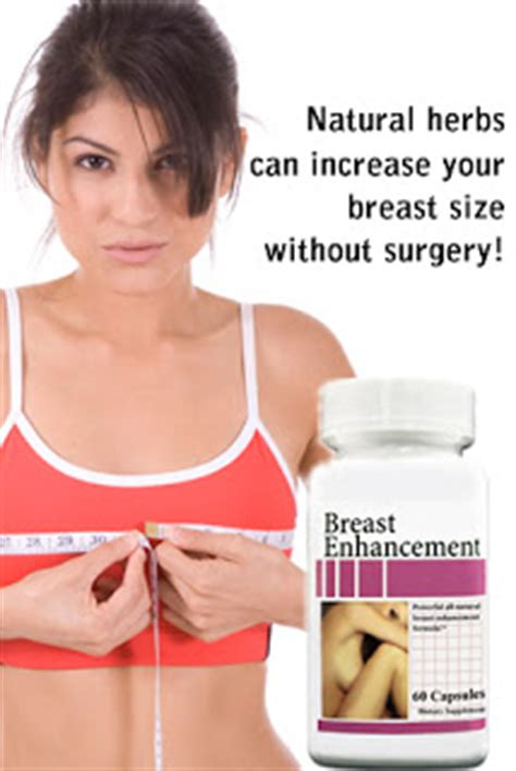 can men really grow breasts with herbal extracts picture 1