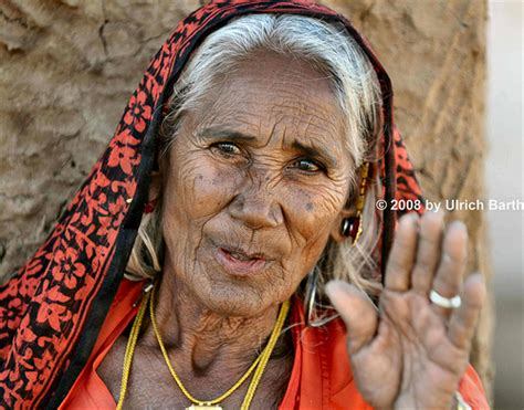indian old women picture 1