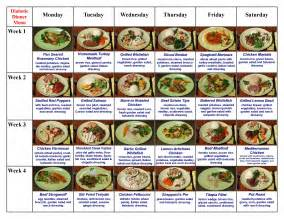 diabetic diet menus picture 2