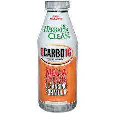 can labs detect herbal clean qcarbo16 with eliminex picture 4