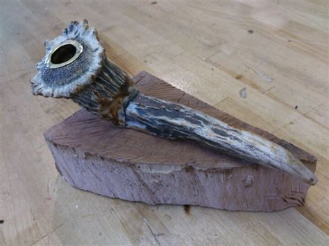 antler pipe picture 18