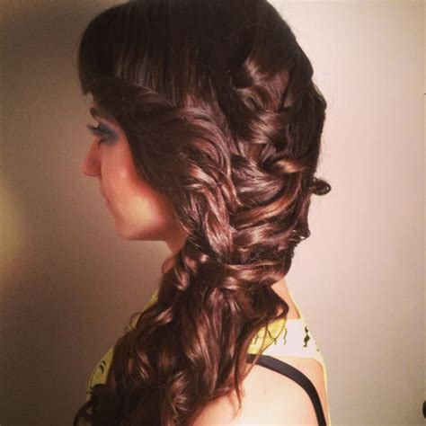 pictures of promm hair styles picture 3