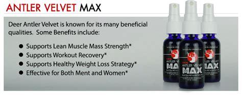 amazon velvet max extreme antler max picture 2