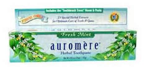 auromere herbal toothpaste picture 14
