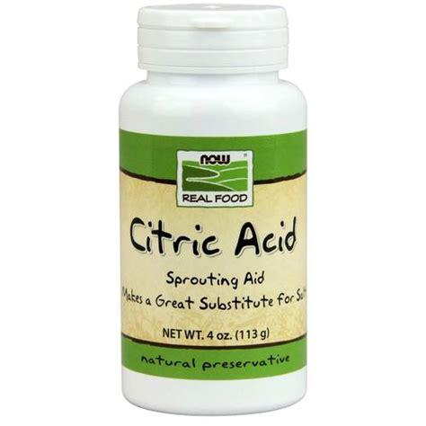 citric acid diet picture 13