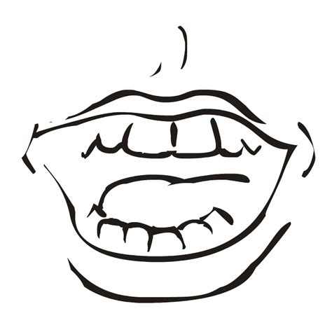 Lips clipart picture 7