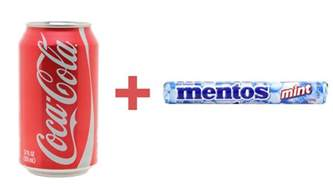 diet coke and mentos picture 11