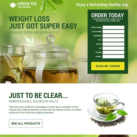weight loss with diet green tea picture 6