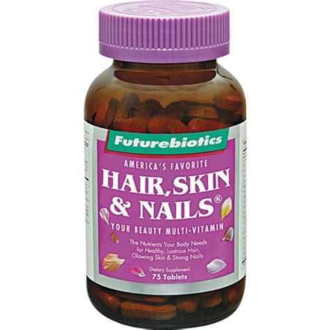 futurebiotics hair skin & nail vitamins picture 3